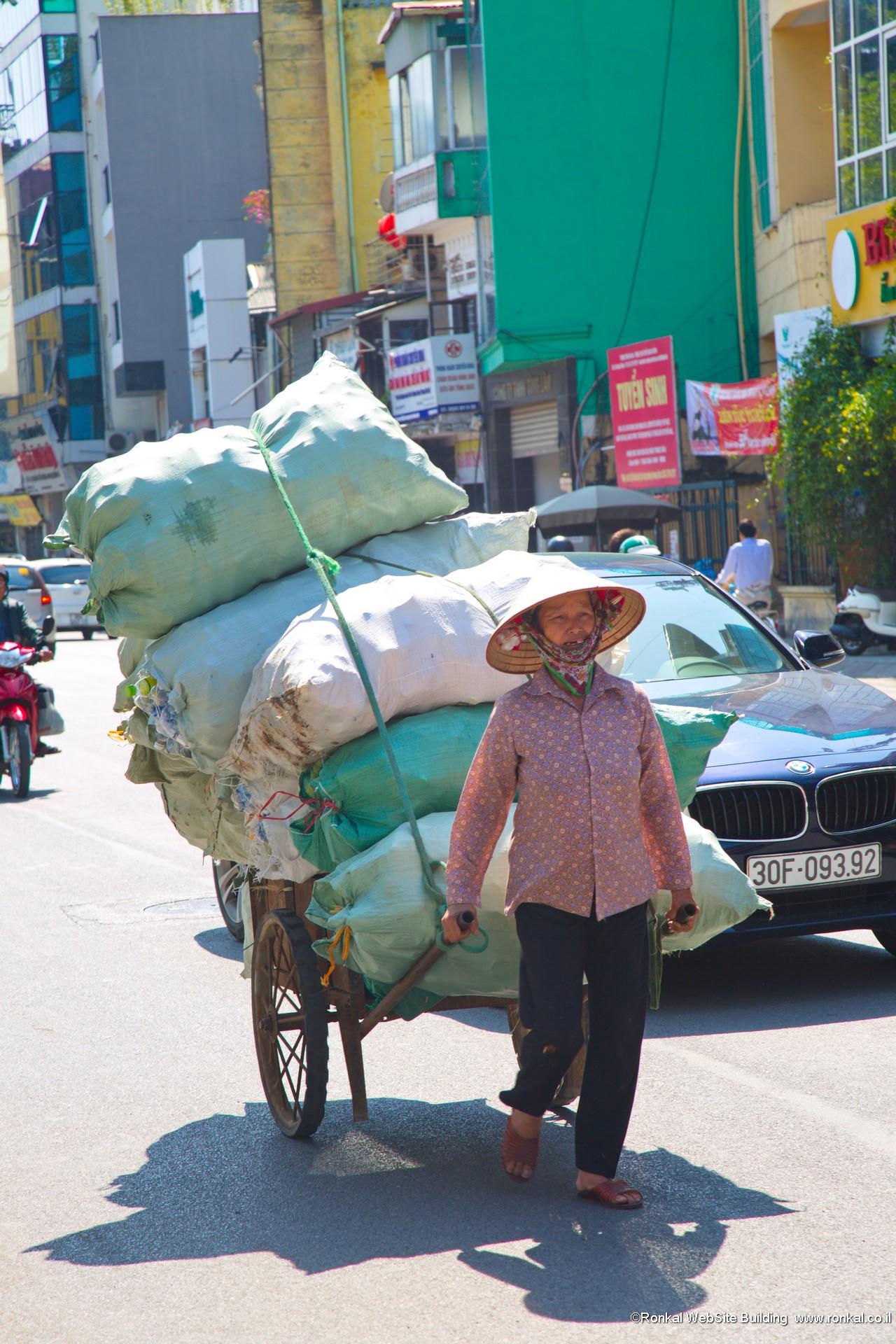 האנוי Ha Noi ויטנאם