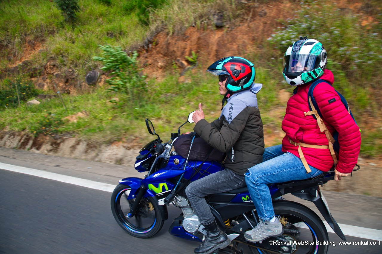 Easy Rider by Motorbik ויטנאם