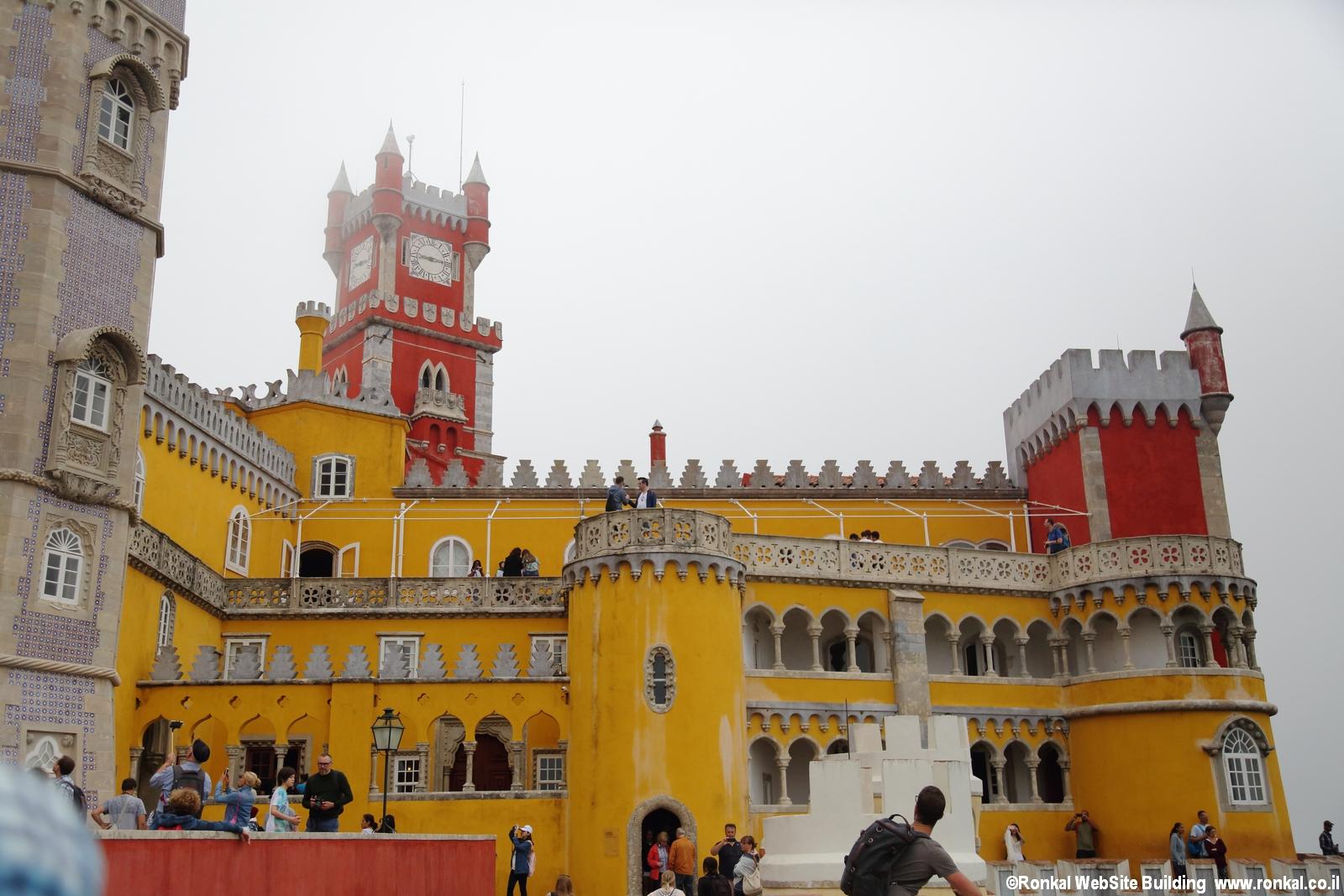 טיול פורטוגל