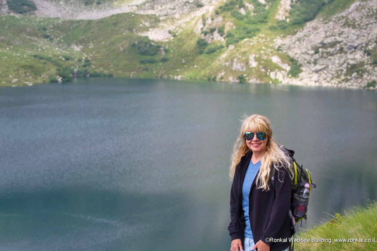 Lago Lambin טיול לדולומיטים איטליה