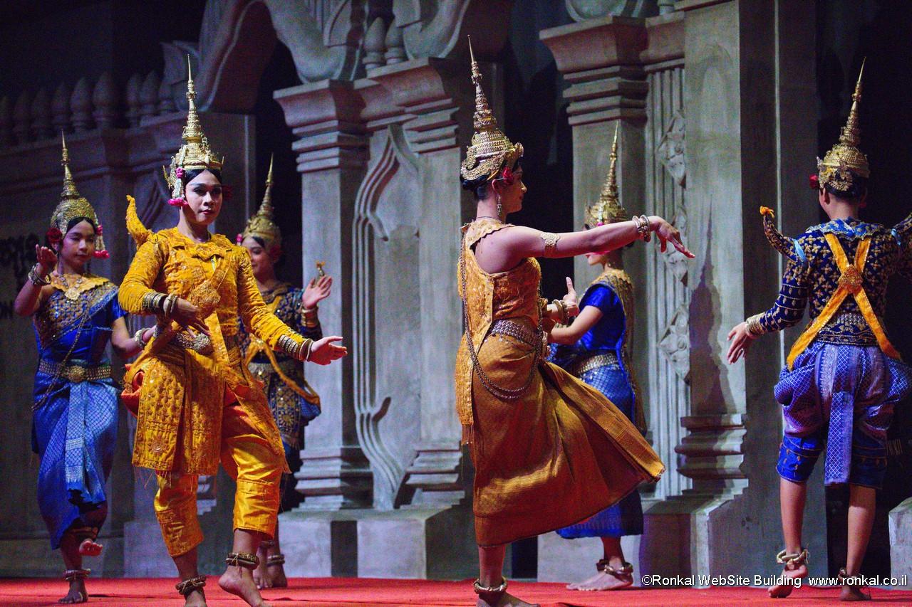 הופעה סים ריפ קמבודיה