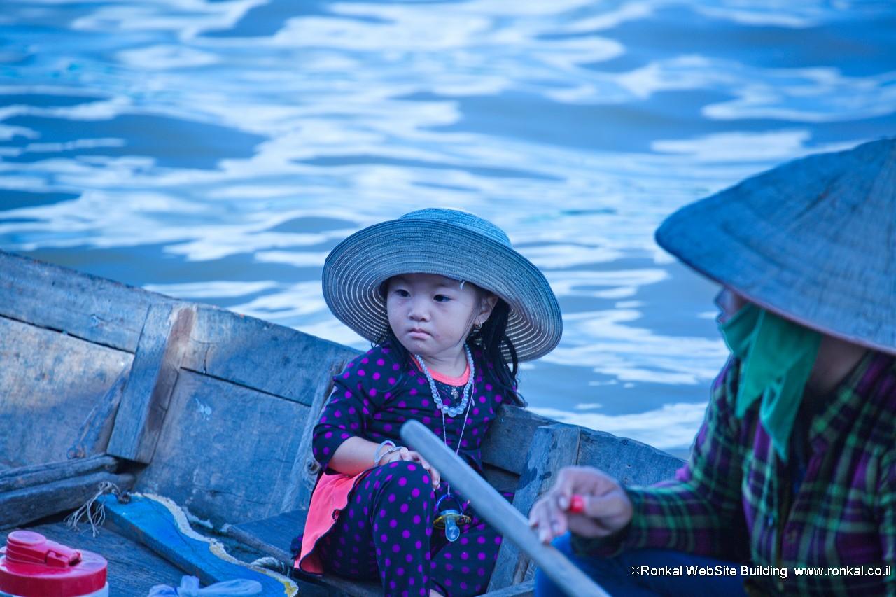 Siem Reap האגם הגדול