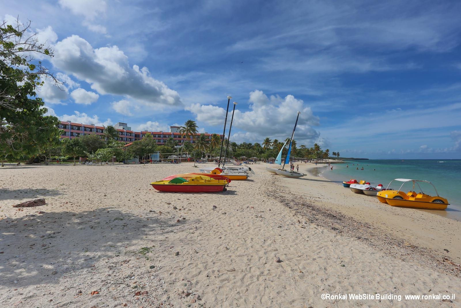 BRISAS HOTEL GUARDALAVACA CUBA