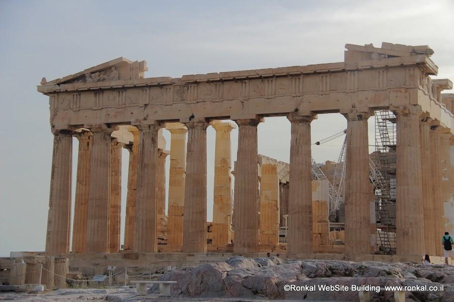 אקרופוליס אתונה יוון