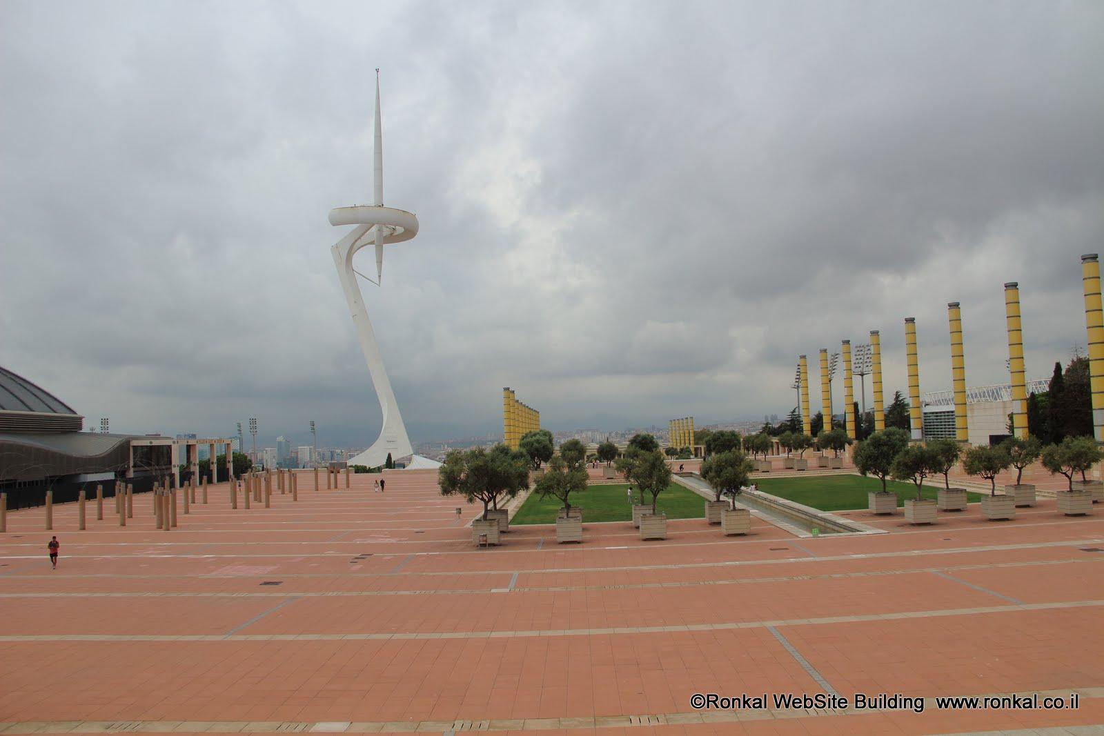 אצטדיון האולימפי בברצלונה