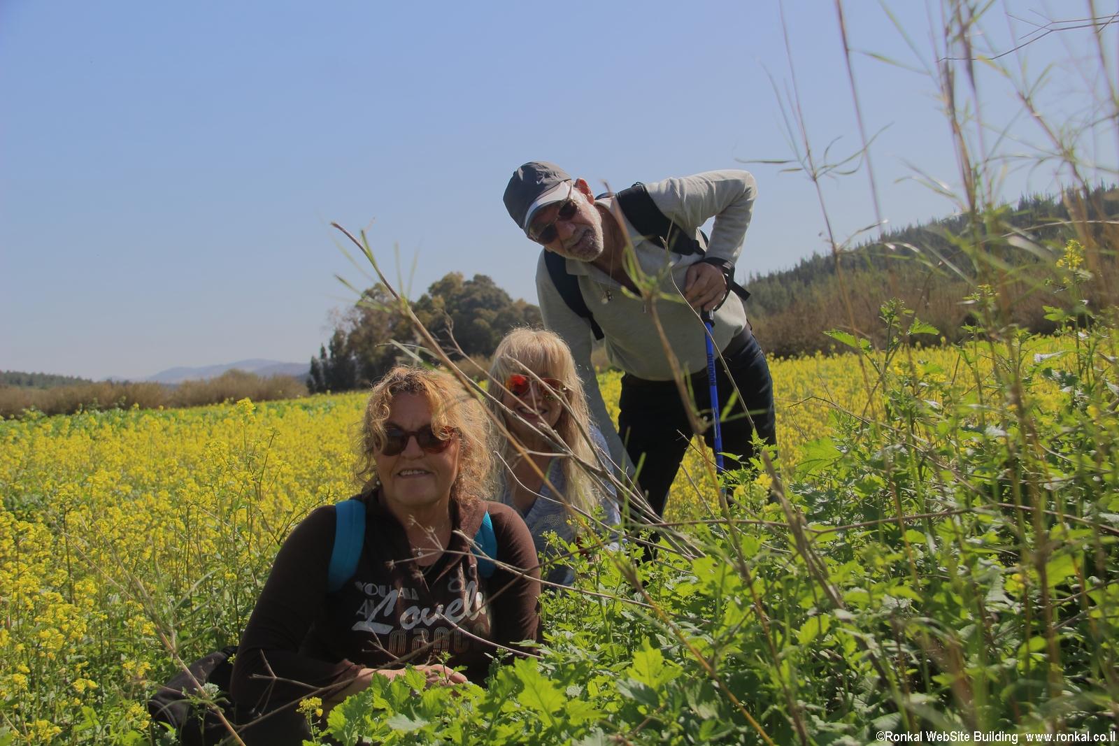 שביל ישראל - מלטרון לפז מסילת ציון