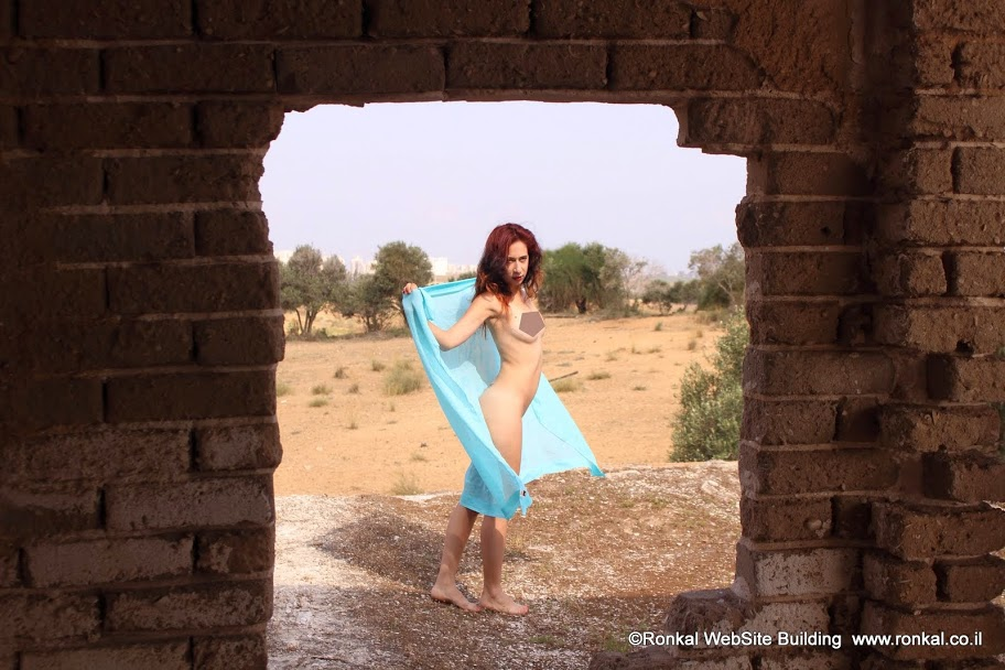 סדנת צילום עירום היישר מגן עדן
