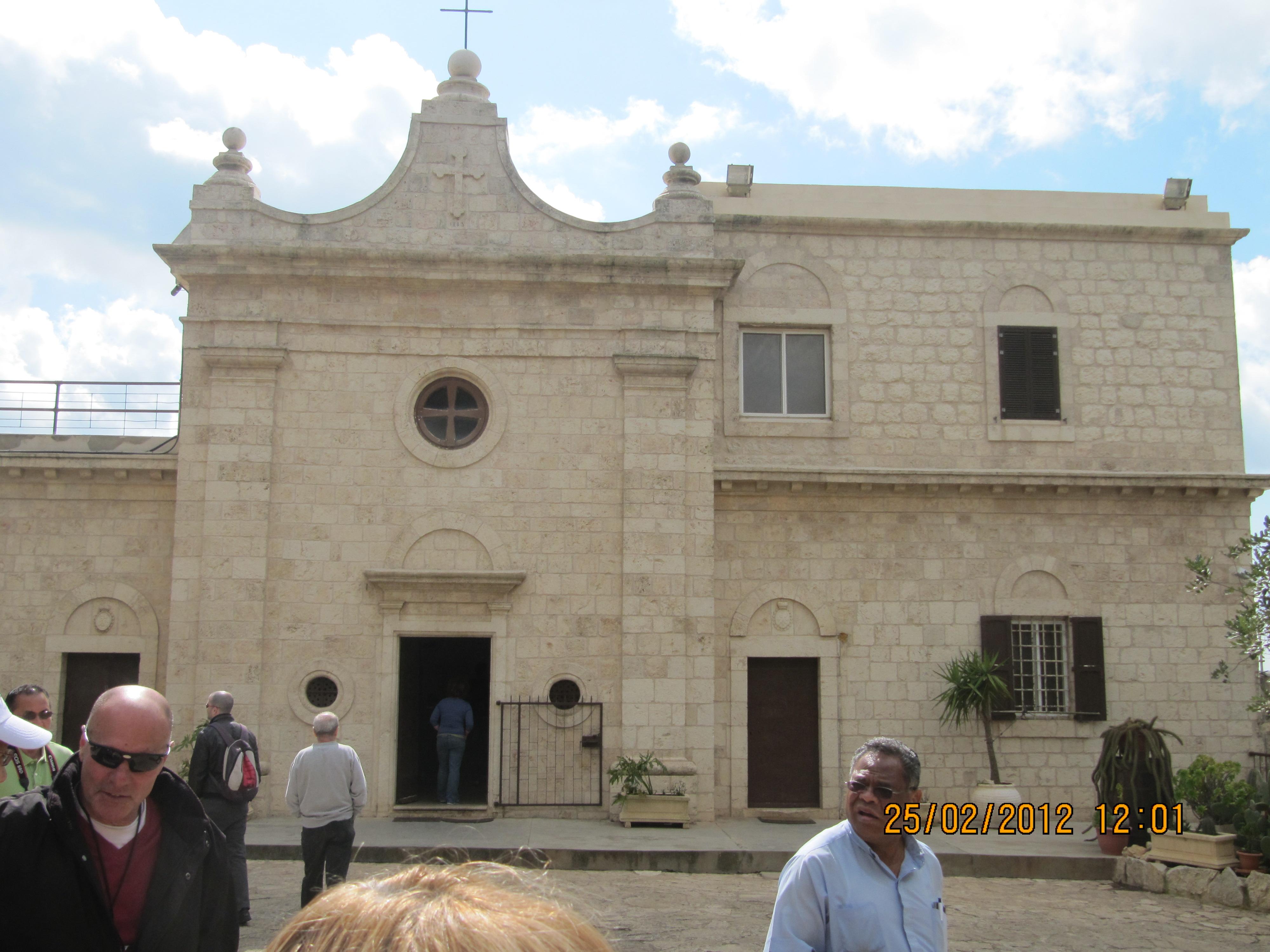 מוחרקה - מנזר הכרמליתי