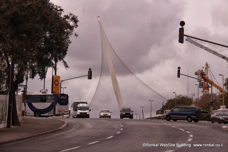גשר המייתרים ירושלים