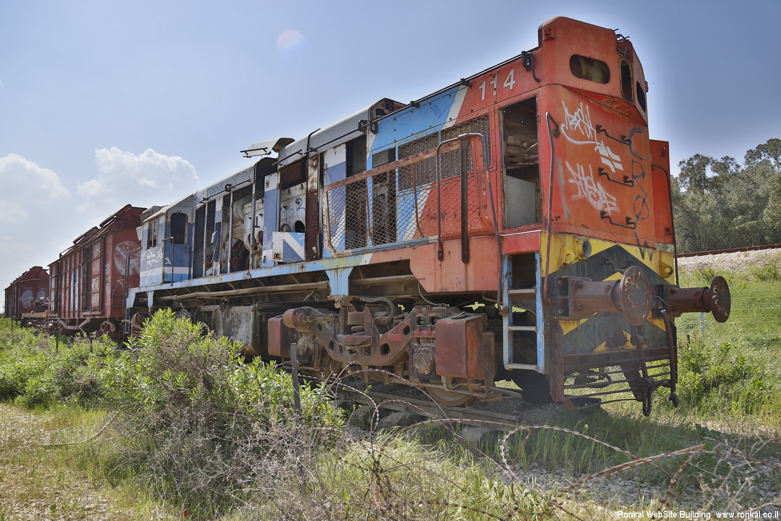 רכבת תחנת תל שורק