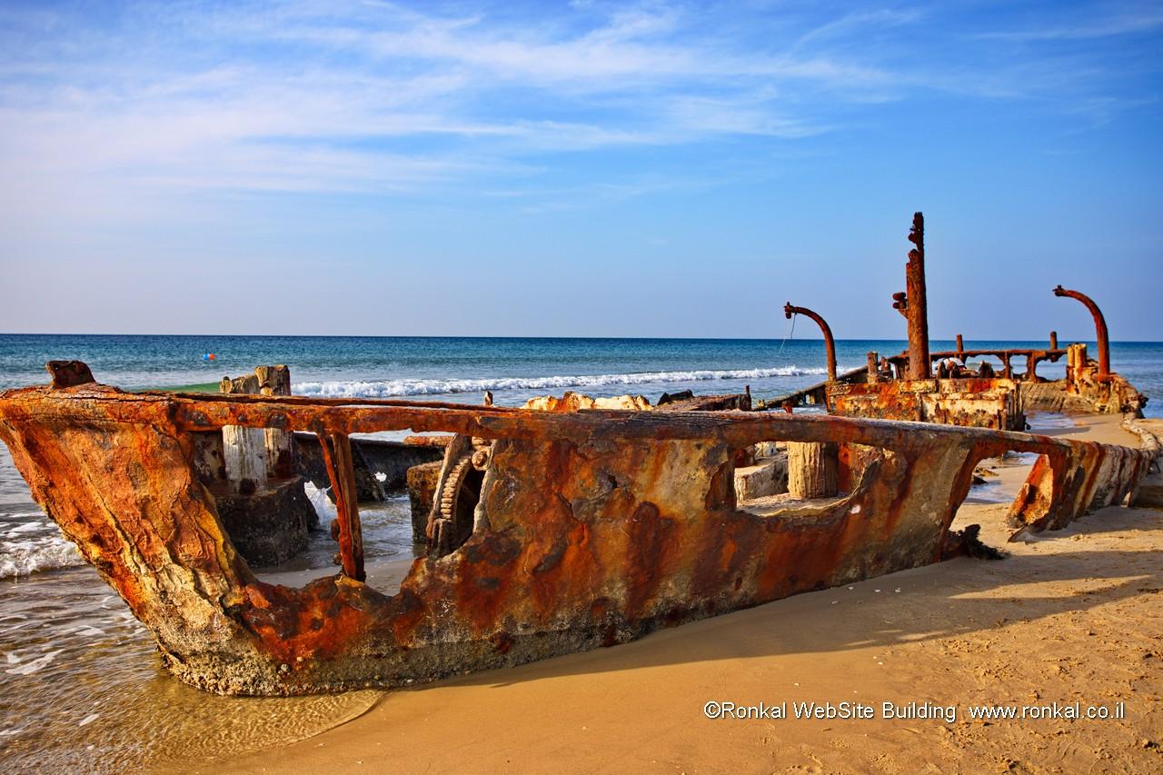 חוף הסירה הבונים