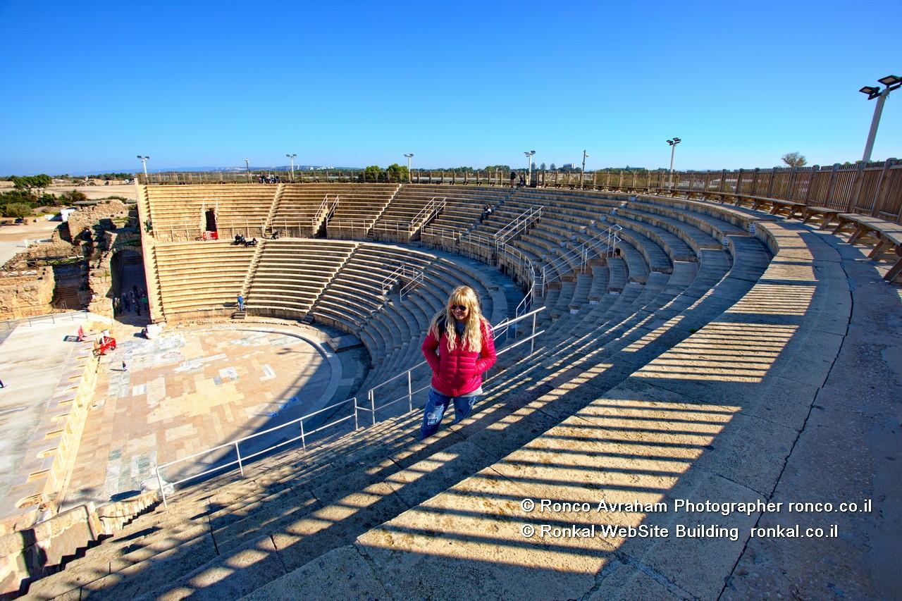 תיאטרון הרומי קיסריה