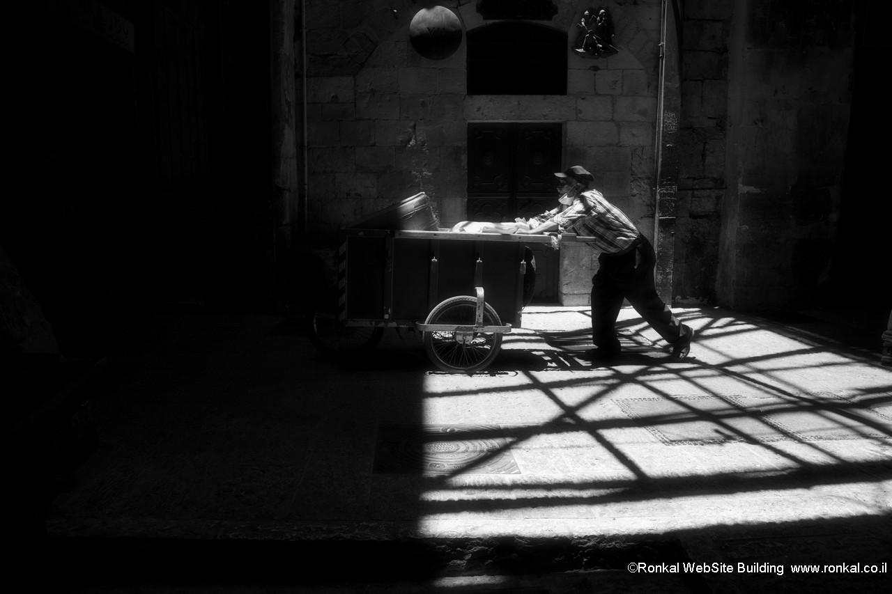 סיור צילום בעיר העתיקה , ירושלים